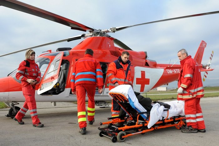 Ilustračný obrázok k článku Záchranári v akcii: Chlapec (11) je vážne zranený