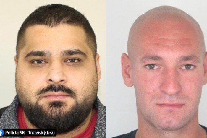 Ilustračný obrázok k článku Polícia vyhlásila pátranie po dvoch mužoch z Trnavského kraja