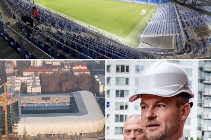 Ilustračný obrázok k článku Kauza Národného futbalového štadióna naberá na obrátkach: Pôjde vypovedať aj bývalý premiér?