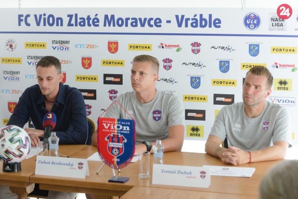 Ilustračný obrázok k článku ViOn neudržal vedenie: V zápase proti Dunajskej strede body nezískal