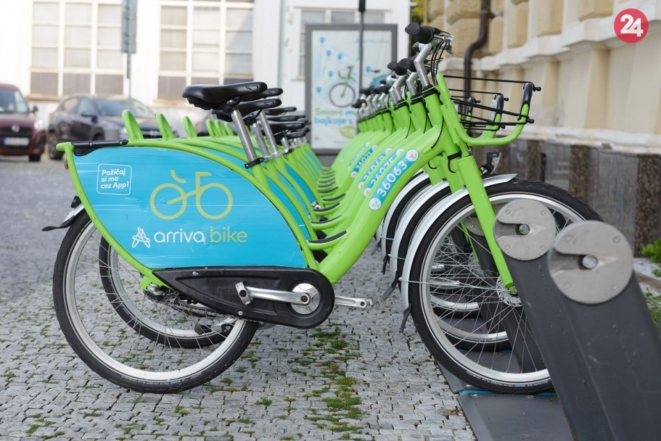 Ilustračný obrázok k článku V Nitre odštartovala nová sezóna bikesharingu: Sľubuje viacero noviniek