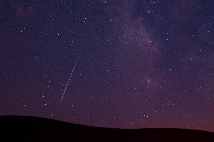 """Ilustračný obrázok k článku Budú """"padať hviezdy""""! Kedy sa oplatí urobiť si romantiku pod nočnou oblohou?"""