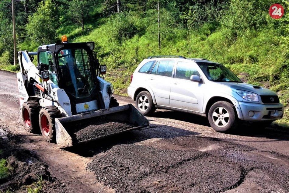 Ilustračný obrázok k článku V Prievidzi začínajú opravy ciest a chodníkov: ULICE, kde sa bude pracovať