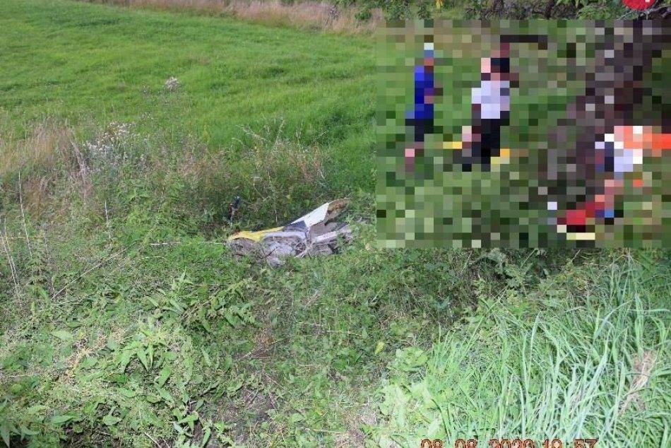 Ilustračný obrázok k článku Na kroske jazdil opitý a bez papierov: Mladý motorkár skončil v nemocnici, FOTO