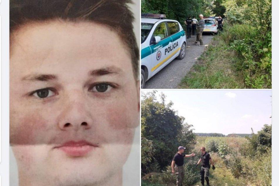 Ilustračný obrázok k článku Polícia vyhlásila MIMORIADNE PÁTRANIE po tomto mladíkovi!