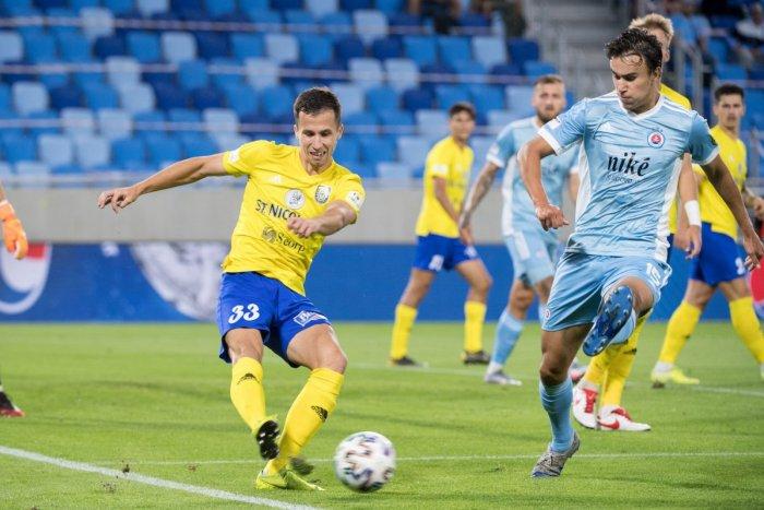 Ilustračný obrázok k článku Belasí nasúkali v dvoch zápasoch 10 gólov: Po Nitre naložili aj Michalovciam! FOTO