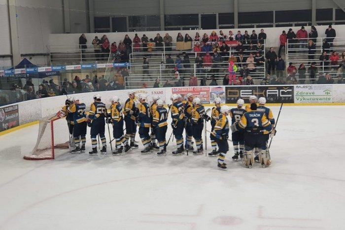 Ilustračný obrázok k článku Humenné mieri do prvej hokejovej ligy