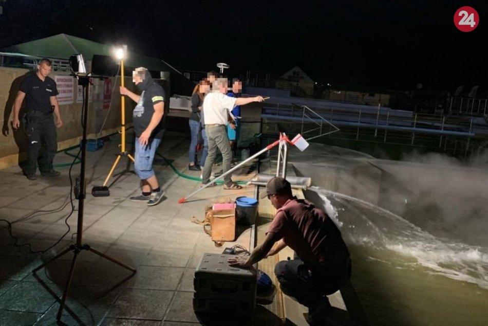 Ilustračný obrázok k článku Vyšetrovanie pokračuje: Známe kúpalisko podľa inšpekcie využívalo vodu bez povolenia