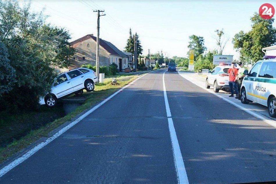 Ilustračný obrázok k článku Počas víkendu v Trnavskom kraji zavinili OPITÍ VODIČI až päť dopravných nehôd