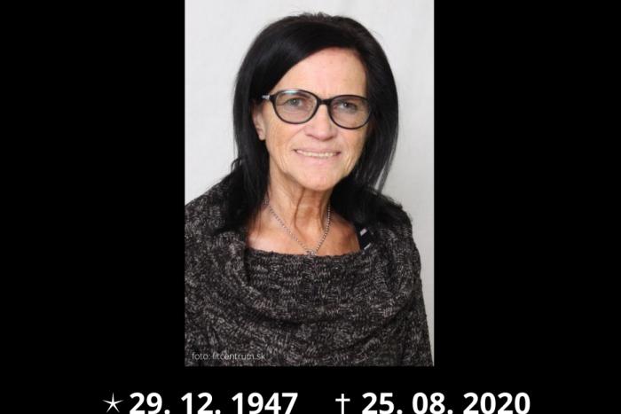 Ilustračný obrázok k článku Smutná správa: Zomrela významná Hlohovčanka