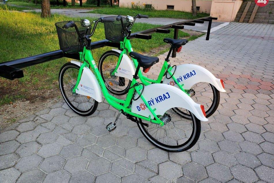 Ilustračný obrázok k článku Lučenecké bicykle sú opäť k dispozícii: Pribudli 4 stanovištia aj ochrana pred zlodejmi