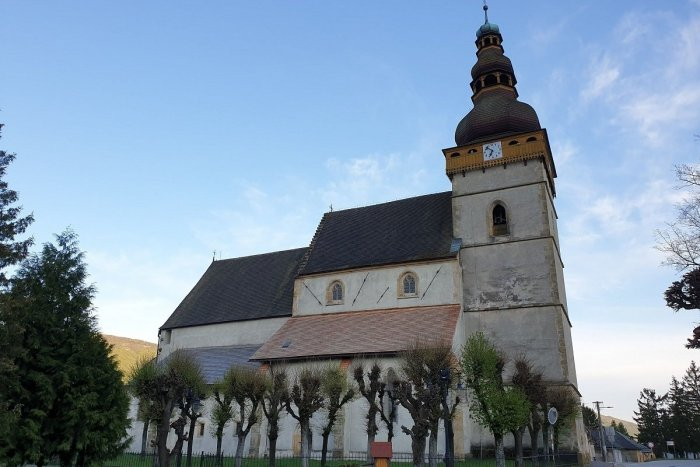 Ilustračný obrázok k článku Budú gotické kostolíky na Gemeri zapísané v Európskom dedičstve?, FOTO