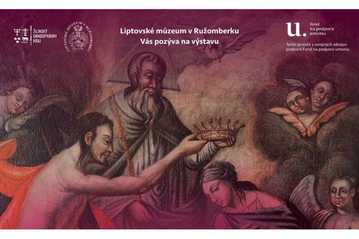 Ilustračný obrázok k článku Unikátna výstava v Liptovskom múzeu: Nepoznané diela z 19. storočia