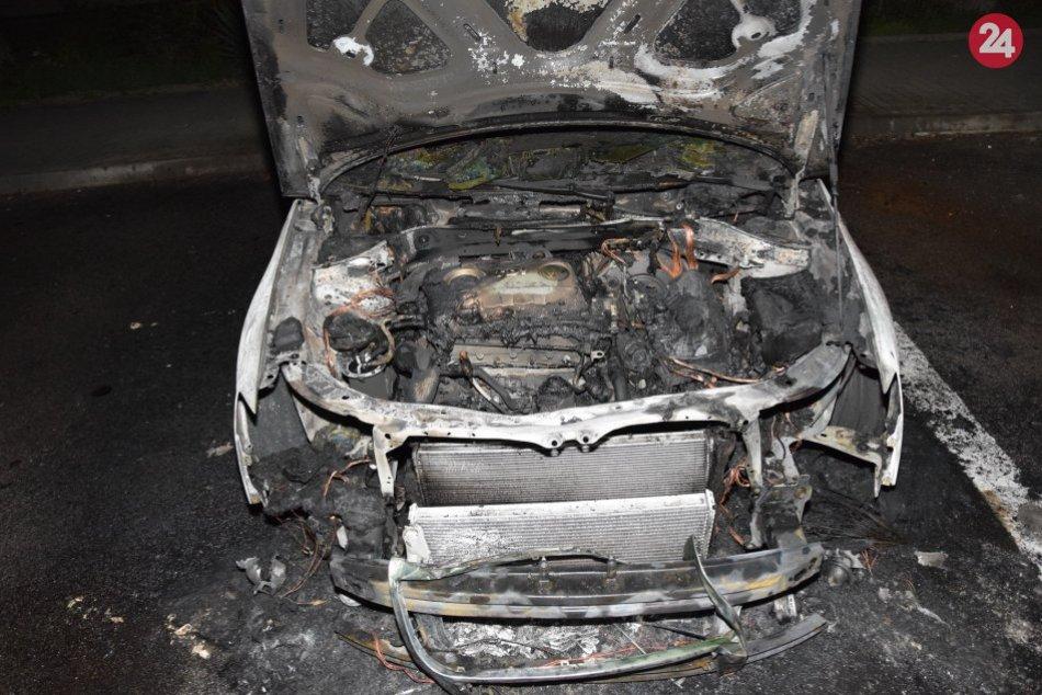 Ilustračný obrázok k článku V Brezne úradoval podpaľač: Odnieslo si to zaparkované auto, FOTO