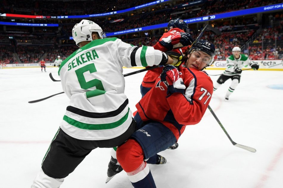 Ilustračný obrázok k článku Sekera odviedol úžasnú prácu: Odmenou mu je nová zmluvu v NHL