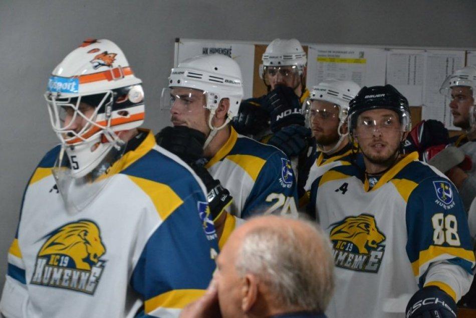 Ilustračný obrázok k článku Humenské levy si dajú od hokeja pauzu. Mužstvo je v karanténe