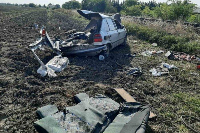 Ilustračný obrázok k článku Tragická nehoda na železnici: Vodič zrážku s vlakom neprežil + FOTO