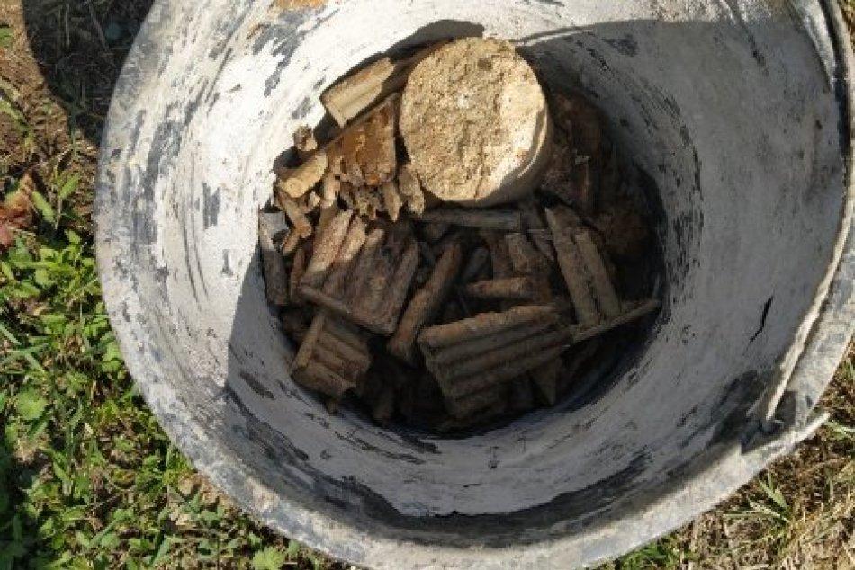 Ilustračný obrázok k článku Pri rodinnom dome v okrese Snina objavil majiteľ päť kíl munície