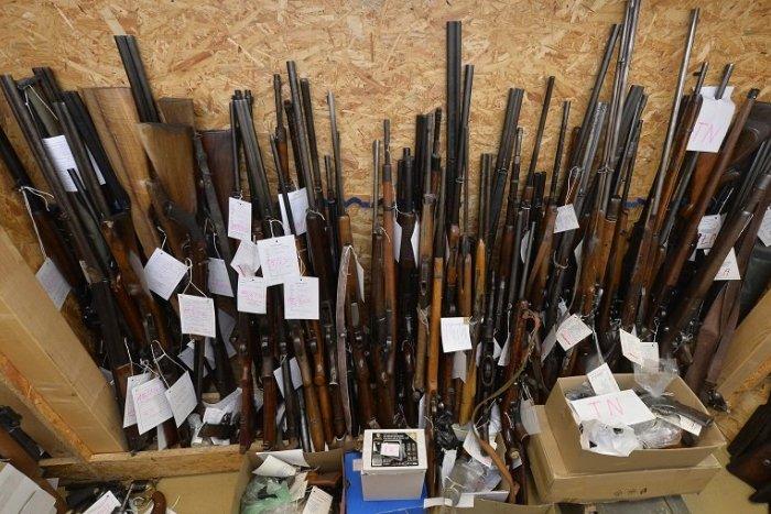 Ilustračný obrázok k článku Ako dopadla zbraňová amnestia v Banskobystrickom kraji? Poznáme počty odovzdaných zbraní