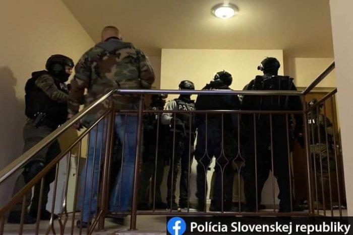 Ilustračný obrázok k článku Národná kriminálna agentúra zadržala na východe niekoľko osôb