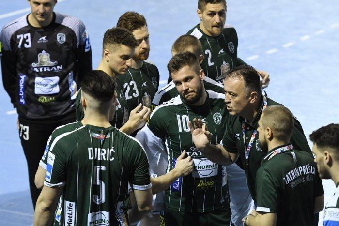 Ilustračný obrázok k článku Hádzanári Tatrana Prešov majú novú palubovku: Hneď na nej vyhrali východniarske derby
