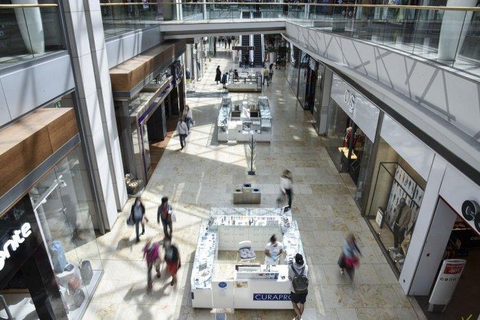Ilustračný obrázok k článku V Handlovej má vyrásť nové obchodné centrum: Projekt je schválený