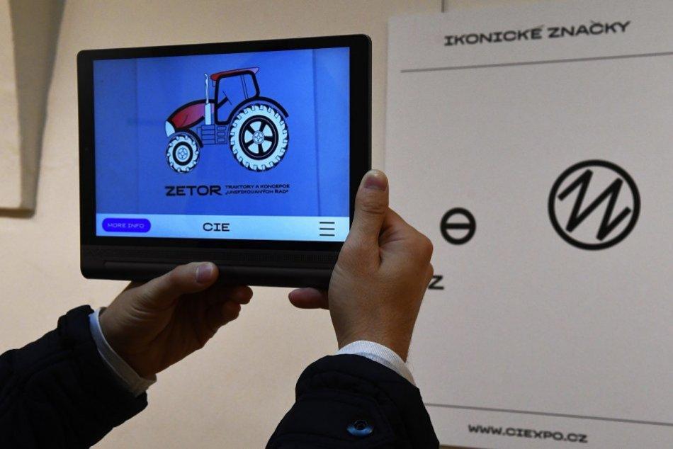 Ilustračný obrázok k článku Neviditeľná interaktívna výstava Czech Innovation Expo dorazila do Košíc, FOTO
