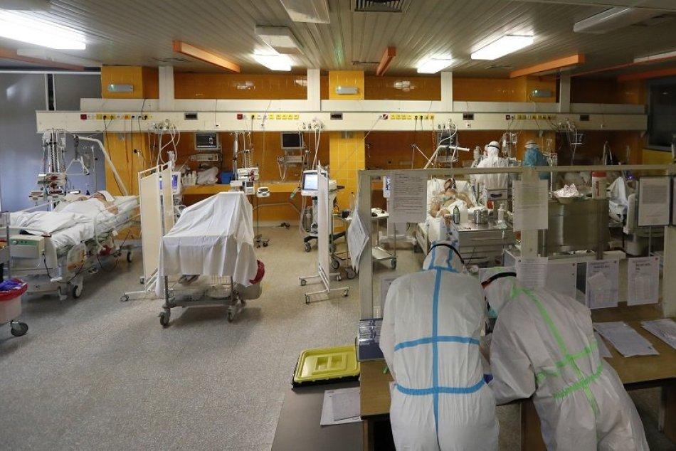Ilustračný obrázok k článku COVID-19 na ústupe? Pandemická situácia v spišskonovoveskej nemocnici sa zlepšuje