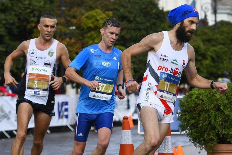 Ilustračný obrázok k článku Na košickom maratóne sa predstaví 7 000 bežcov. Vyhrá ho tento rok Slovák?