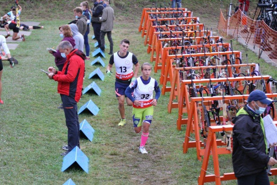 Ilustračný obrázok k článku Revúcki biatlonisti zahviezdili na majstrovstvách SR: Kto sa postavil na stupienky? FOTO