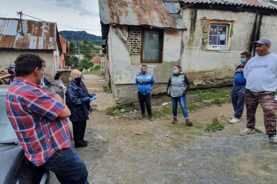 Ilustračný obrázok k článku Incident v rómskej osade: Tínedžer surovo napadol ženu, najprv hlavička, potom facka!
