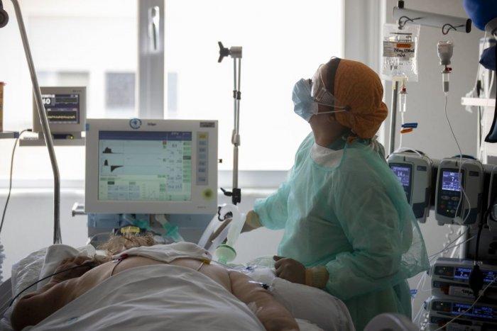 Ilustračný obrázok k článku Počet hospitalizovaných pacientov stúpa: Drvivá VÄČŠINA z nich nie je zaočkovaná!