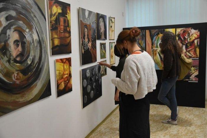 Ilustračný obrázok k článku Galéria Baníckeho múzea predstaví diela Viktórie Baffy Zatrochovej