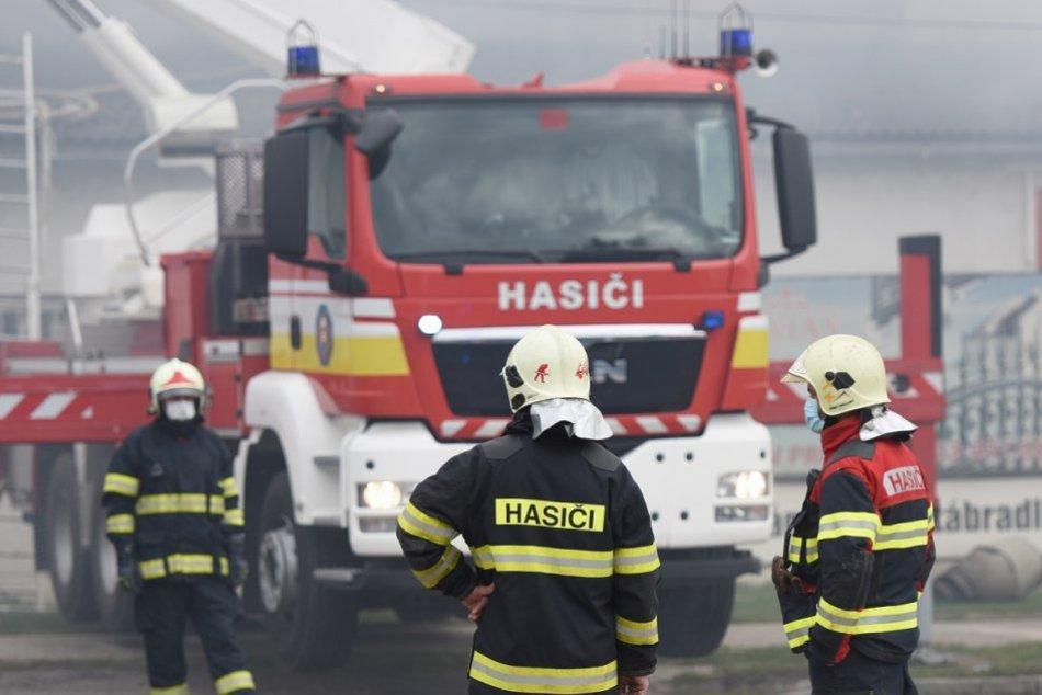 Ilustračný obrázok k článku Desivý prípad z Mikuláša: Hasiči zachraňovali človeka v plameňoch