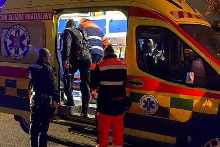 Ilustračný obrázok k článku Zúfalé volanie o pomoc na linke 158. Polícia dorazila v pravý čas!