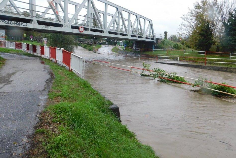 Ilustračný obrázok k článku Sídlisko Píly bude lepšie chránené pred povodňami: Rieky sa už len tak nevylejú
