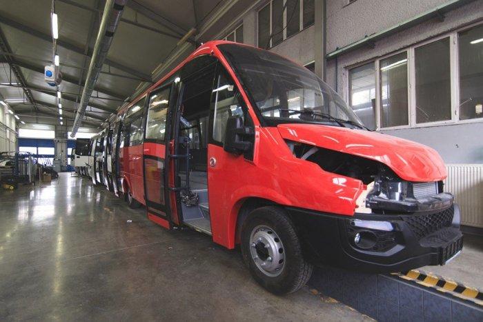 Ilustračný obrázok k článku Do Bratislavy dorazia ekologické midibusy. Kedy začnú jazdiť?