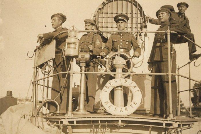 Ilustračný obrázok k článku Prezident Masaryk vyplával na Dunaj pred 90 rokmi. Loď s týmto menom mala pohnutý osud