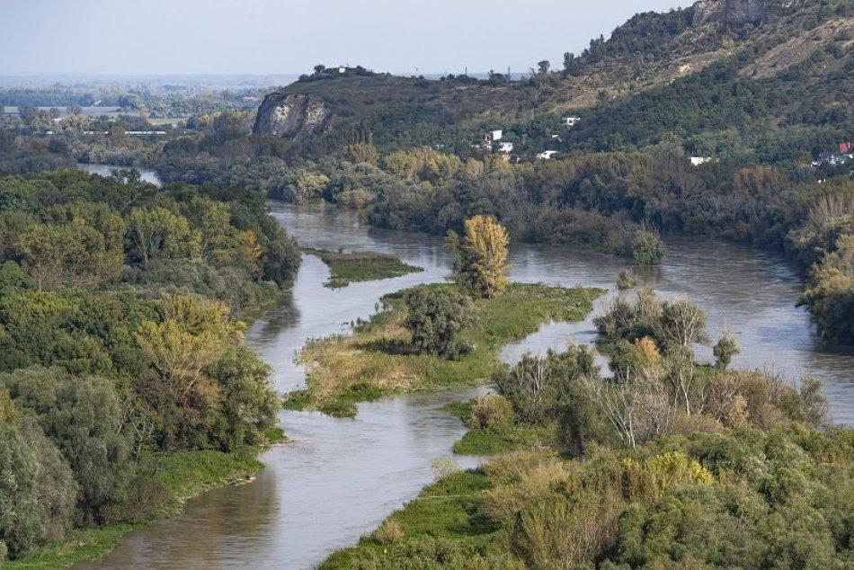 Ilustračný obrázok k článku FOTO: Naďalej hrozia povodne! TENTO okres Bratislavského kraja má najvyššiu výstrahu