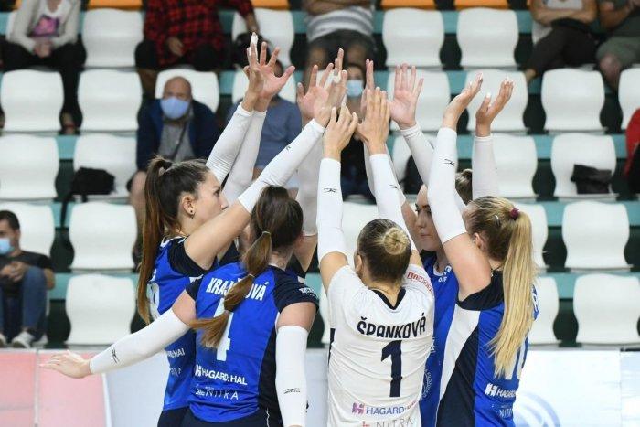 Ilustračný obrázok k článku Nitra postúpila do osemfinále Challenge Cupu bez boja: Švajčiarky sa odhlásili