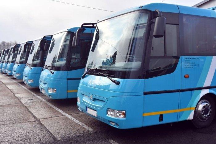 Ilustračný obrázok k článku Mimoriadny cestovný poriadok v prímestskej autobusovej doprave: Rušia stovky spojov