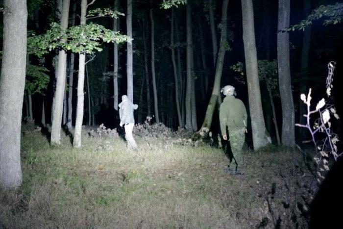 Ilustračný obrázok k článku Záhadný Tribeč opäť prekvapuje: Zdá sa, že pátrači neboli v lese sami!