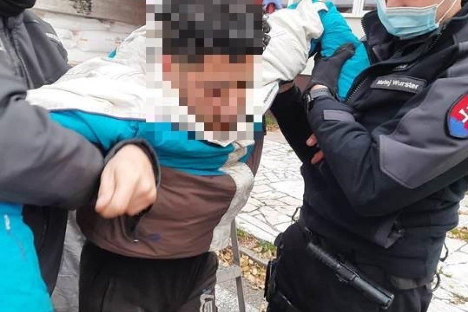 Ilustračný obrázok k článku FOTO: Neďaleko Bratislavy chytili migrantov. Skrývali sa na TOMTO mieste
