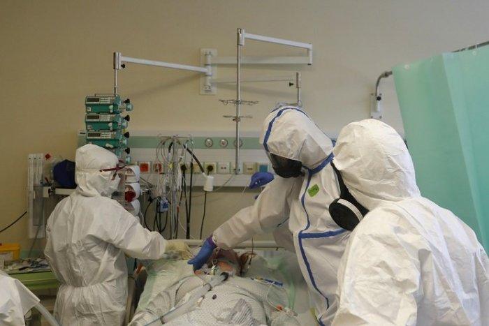 Ilustračný obrázok k článku Situácia v spišskonovoveskej nemocnici: Na Covid lôžkach je 35 pacientov