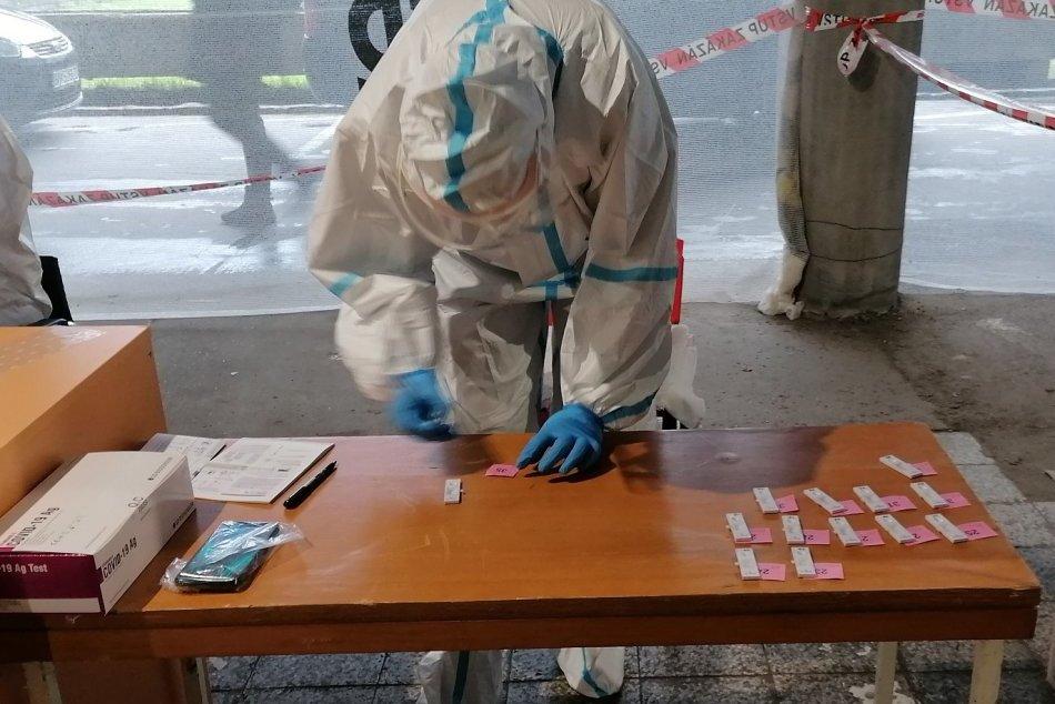 Ilustračný obrázok k článku Výsledky celoplošného testovania v okrese Poprad: Vyzerá to na repete