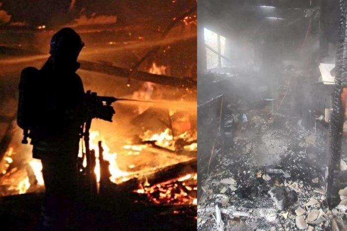 Ilustračný obrázok k článku Hasiči v akcii: V Marcelovej vybuchol stánok s rýchlym občerstvením!