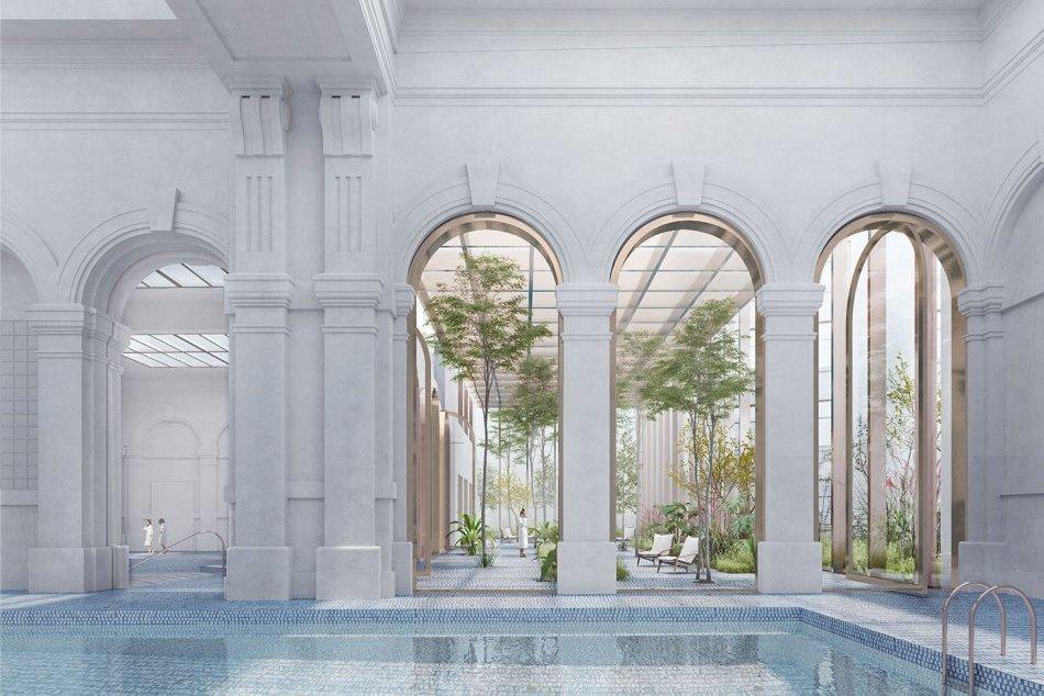 Ilustračný obrázok k článku Nadýchajte sa historickej atmosféry: Na výstave uvidíte krásu obnovených kúpeľov Grössling