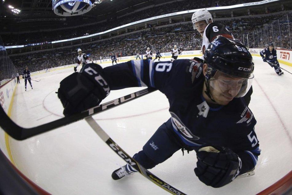 Ilustračný obrázok k článku Marka Daňa môže získať každý klub NHL: Winnipeg urobil nepopulárny krok
