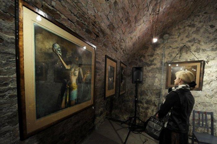 Ilustračný obrázok k článku Provokatér aj génius: V Bratislave si opäť budeme môcť pozrieť diela mága fotografie Jana Saudka