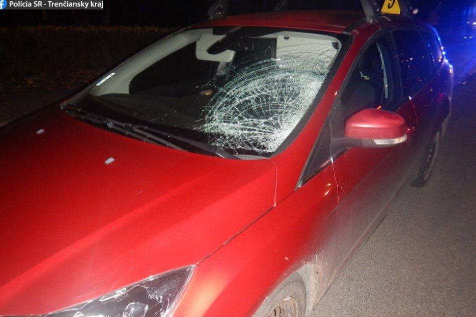 Ilustračný obrázok k článku FOTO priamo z miesta: Tínedžerku zrazil vodič na priechode!